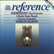 Joseph Haydn / Michael Haydn - Horn Concertos