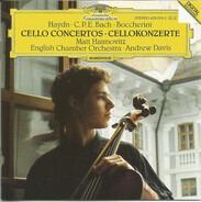 Haydn / C. Ph. E. Bach / Boccherini - Cello Concertos (Haimovitz)