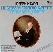 Haydn ~ The Fine Arts Quartet - Die Grossen Streichquartette