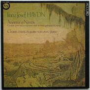 Joseph Haydn - Arianna A Naxos / Chants À Trois Et Quatre Voix Avec Piano