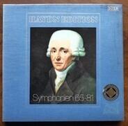 Haydn - Die Haydn-Edition V Symphonien 65 - 81