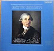 Haydn - Die Haydn-Edition XI  Das Klavierwerk Vol. 2
