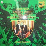 Joseph Haydn ; Strauss-Quartett - Kaiserquartett - Reiterquartett - Serenadenquartett