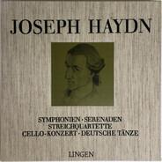 Haydn - Symphonien, Serenaden, Streichquartette, Cello-Konzert, Deutsche Tänze