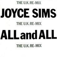 Joyce Sims - (You Are My) All And All (The U.K. Re-Mix)