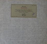 Jules Massenet - Victoria De Los Angeles , Henri Legay , Michel Dens , Chœurs Du Théâtre National D - Manon