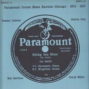 Julia Davis / Tommy Ladnier / Ozie McPherson a.o. - Paramount Cornet Blues Rarities Chicago 1924-1927