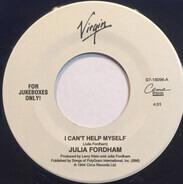 Julia Fordham - I Can't Help Myself