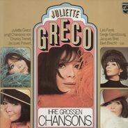 Juliette Gréco - Ihre grossen Chansons