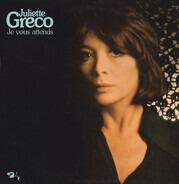 Juliette Gréco - Je vous attends