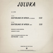 Juluka - Scatterlings Of Africa