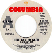 June Carter Cash - Follow Me