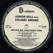 Junior Bell - Never Be Another One