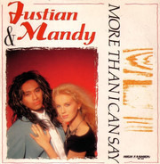 Justian & Mandy - More Than I Can Say