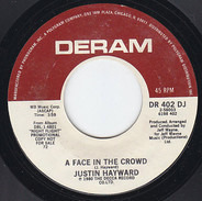 Justin Hayward - A Face In The Crowd