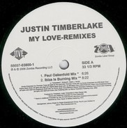 Justin Timberlake - My Love (Remixes)