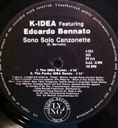 K-Idea Featuring Edoardo Bennato - Sono solo canzonette