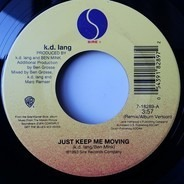 k.d. lang - Just Keep Me Moving