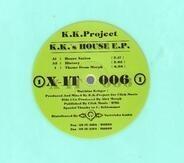 K.K. Project - K. K. 's House EP