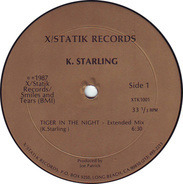 K. Starling - Tiger In The Night