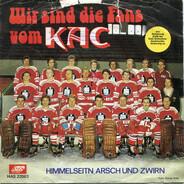 KAC und Die Monikas - Wir Sind Die Fans Vom KAC
