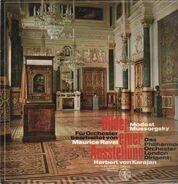 Mussorgsky, Ravel - Bilder einer Ausstellung