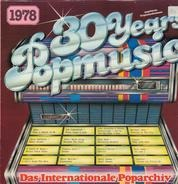 Kate Bush, The Commodores, Randy Newman ... - 30 Years Popmusic 1978