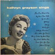 Kathryn Grayson - Kathryn Grayson Sings