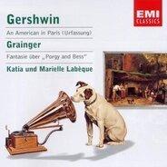 Gershwin / Grainger - An American in Paris / Fantasy on Gershwin's 'Porgy and Bess'