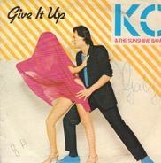 KC & The Sunshine Band - Give It Up / It`s Too Hard To Say Goodbye