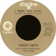 Keely Smith - I Wish You Love / That Old Black Magic