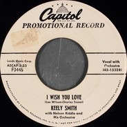 Keely Smith - I Wish You Love