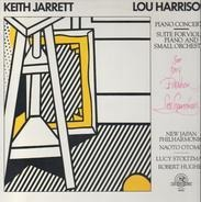 Keith Jarrett , Lou Harrison - New Japan Philharmonic , Naoto Otomo - Lucy Stoltzman , Robert Hughes - Works By Lou Harrison: Piano Concerto - Suite For Violin, Piano And Small Orchestra