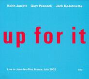 Keith Jarrett / Gary Peacock / Jack DeJohnette - Up For It