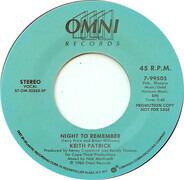 Keith Patrick - Night To Remember