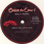 Kelly Marie - Feels Like I'm In Love / New York At Night