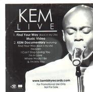 Kem - Live