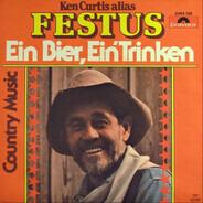 Ken Curtis Alias Festus - Ein Bier, Ein' Trinken / Country Music