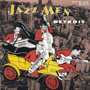 Kenny Burrell Featuring Pepper Adams , Tommy Flanagan , Paul Chambers , Kenny Clarke - Jazzmen Detroit
