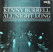 Kenny Burrell - All Night Long