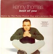 Kenny Thomas - Best Of You