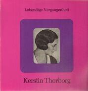 Kerstin Thorborg - Lebendige Vergangenheit