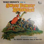 Walt Disney - Story Of Swiss Family Robinson