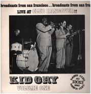 Kid Ory - Live At Club Hangover Vol. 1