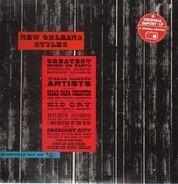 Kid Ory, Wilbur De Paris - New Orleans Styles