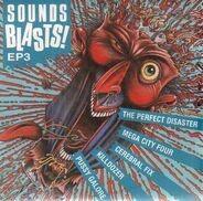 Killdozer, Mega City Four a.o. - Sounds Blasts! EP3