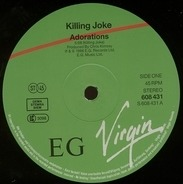 Killing Joke - Adorations