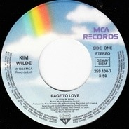 Kim Wilde - Rage To Love