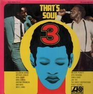 King Curtis, Aretha Franklin a.o. - That's Soul III