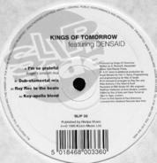 Kings Of Tomorrow Featuring Densaid - I'm So Grateful
